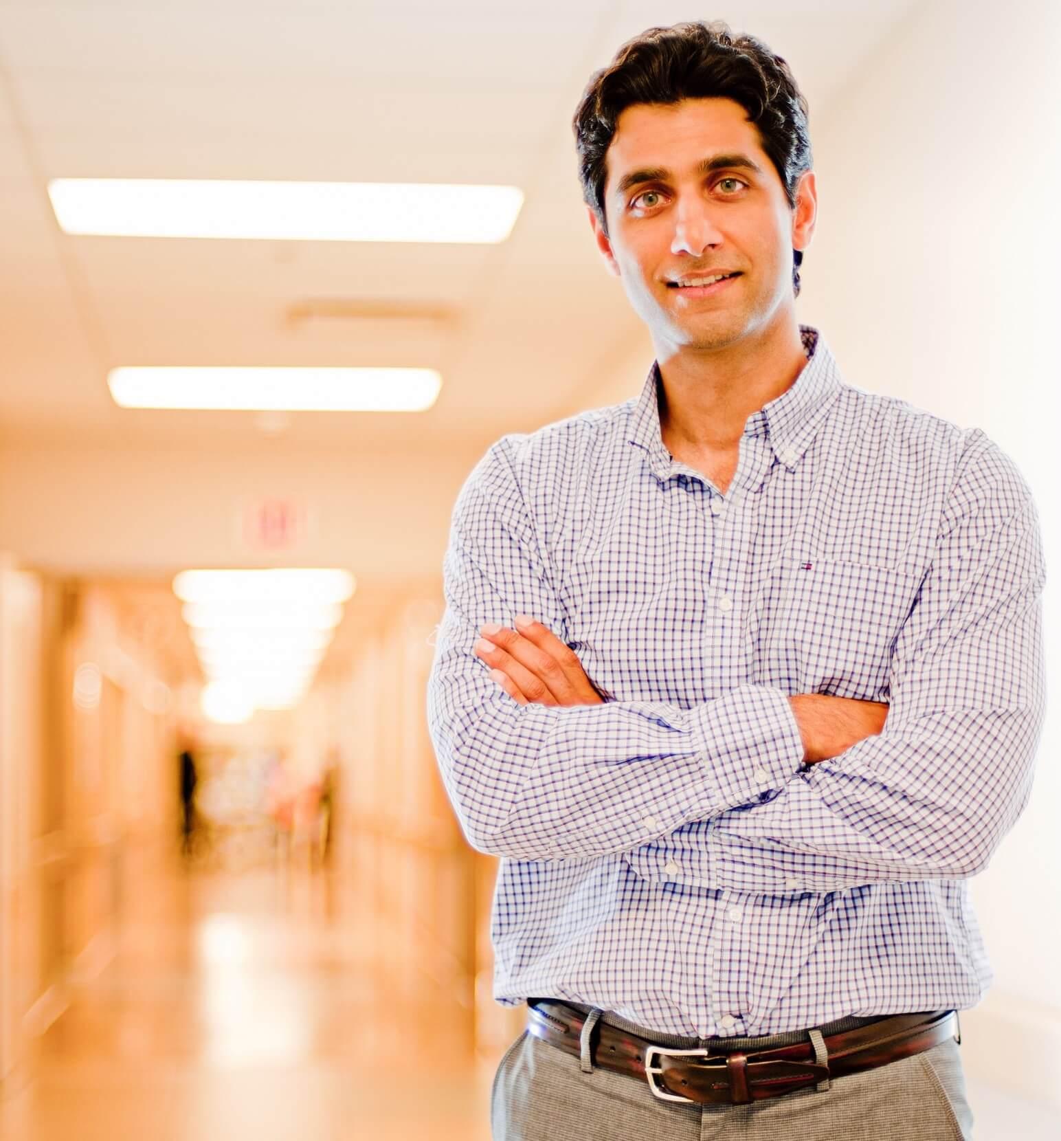 Dr. Kashif